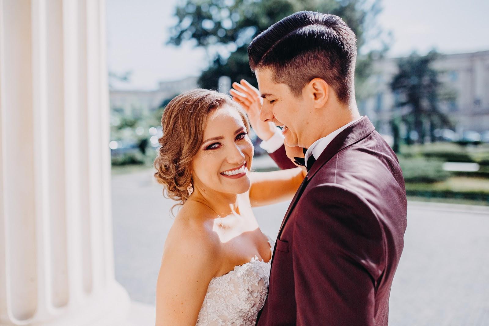 Fotografii de nuntă cu Oana și George, București