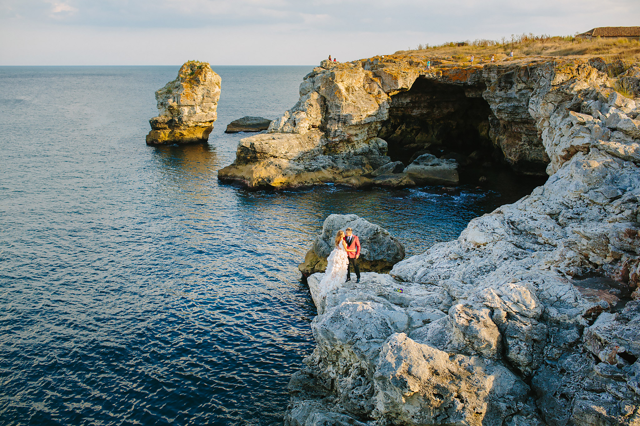 Trash the dress cu Ana și Adrian în Tyulenovo